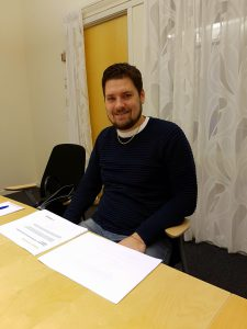 Fredrik Thelin, Findoor AB